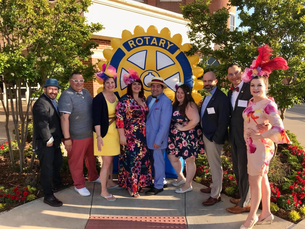 Rotary District 5750 & 5770 Kentucky Derby Party